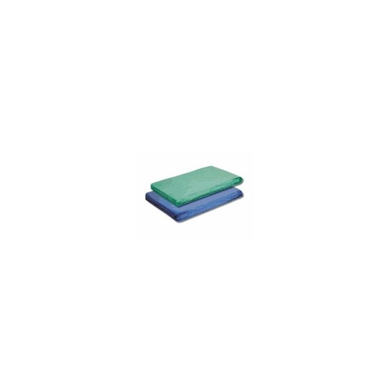 Housse matelas poly thyl ne bleu carton de d m nagement - Housse de protection matelas demenagement ...