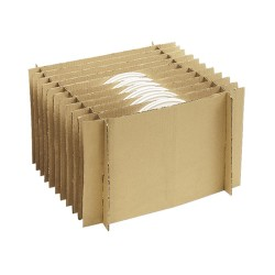 Croisillon à assiettes pour carton Box 3